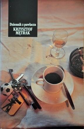 Okładka książki Dziennik z pawlacza