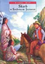 Okładka książki Skarb w Srebrnym Jeziorze