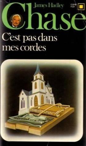 Okładka książki C'est pas dans mes cordes