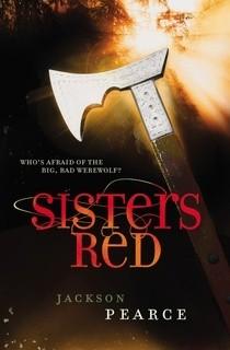 Okładka książki Sisters Red