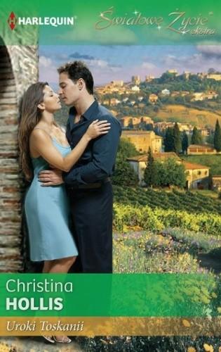 Okładka książki Uroki Toskanii