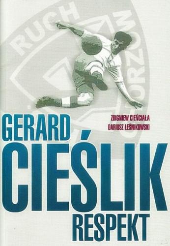 Okładka książki Gerard Cieślik - Respekt