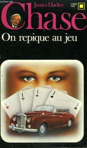 Okładka książki On repique au jeu