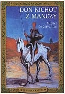 Okładka książki Don Kichot z Manczy