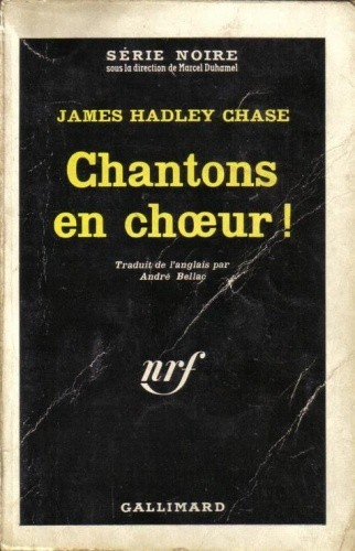 Okładka książki Chantons en choeur!