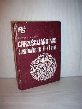 Okładka książki Chrześcijaństwo średniowieczne XI-XV wiek