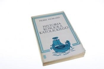 Okładka książki Historia kościoła katolickiego