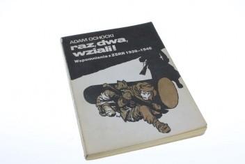 Okładka książki Raz, dwa, wziali!