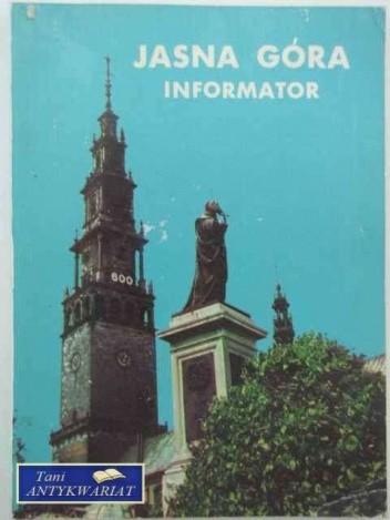 Okładka książki Jasna Góra - informator