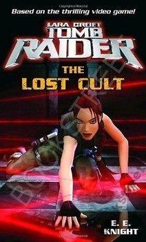 Okładka książki Tomb Raider: The Lost Cult