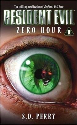 Okładka książki Resident Evil: Zero Hour