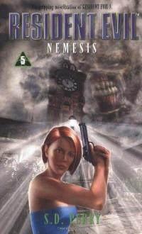 Okładka książki Resident Evil: Nemesis
