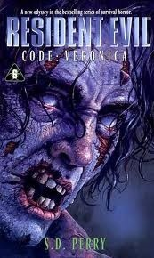 Okładka książki Resident Evil: Code: Veronica