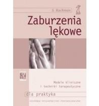 Okładka książki Zaburzenia lękowe