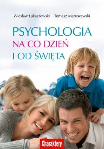 Okładka książki Psychologia na co dzień i od święta