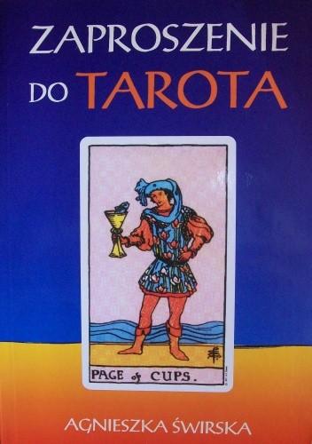 Okładka książki Zaproszenie do tarota