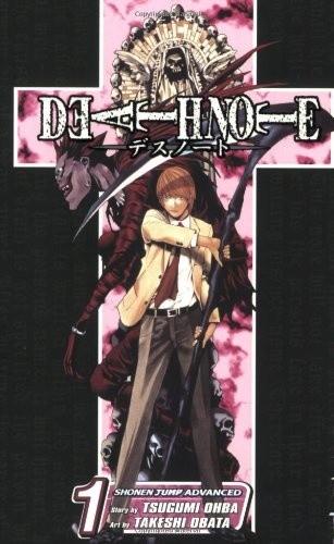 Okładka książki Death Note Volume 01