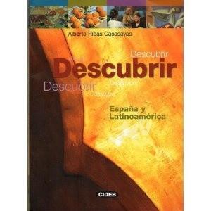 Okładka książki Descubrir Espana y latinoamerica