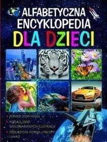 Okładka książki Alfabetyczna encyklopedia dla dzieci