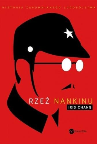 Okładka książki Rzeź Nankinu