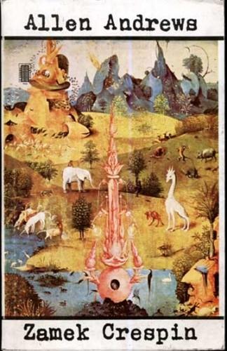 Okładka książki Zamek Crespin