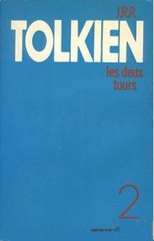 Okładka książki Le seigneur des Anneaux: Les Deux Tours