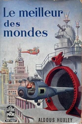 Okładka książki Le meilleur des mondes