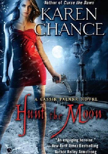 Okładka książki Hunt the Moon