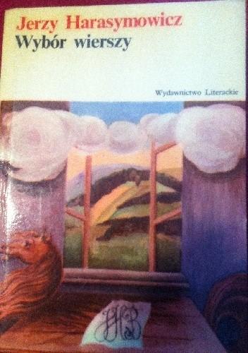Okładka książki Wybór wierszy 1955-1973