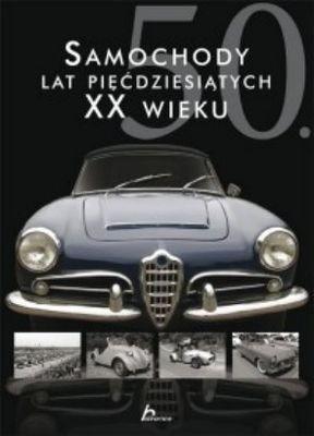 Okładka książki Samochody lat 50 XX wieku