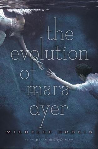 Okładka książki The Evolution of Mara Dyer