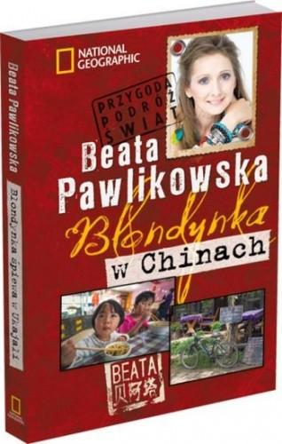 Okładka książki Blondynka w Chinach