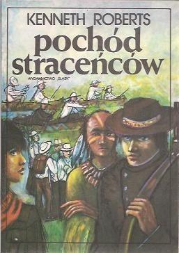 Okładka książki Pochód straceńców