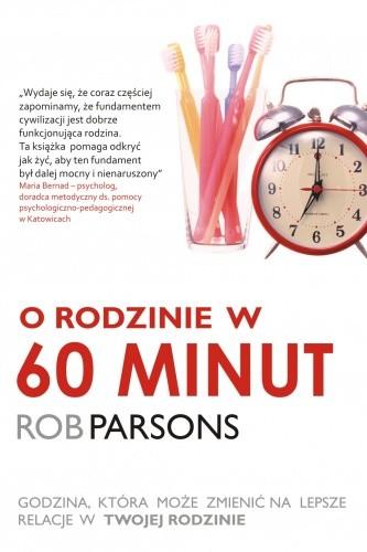 Okładka książki O rodzinie w 60 minut