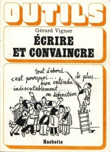 Okładka książki Ecrire et convaincre