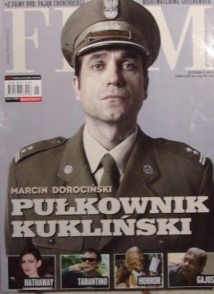 Okładka książki Film, styczeń (01) 2013