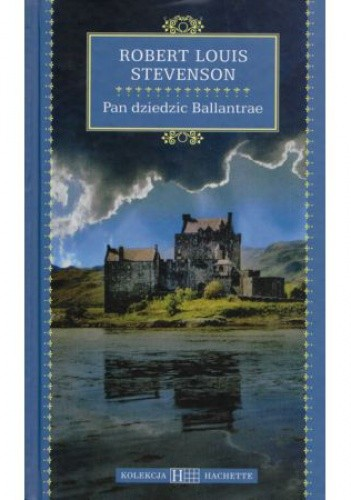 Okładka książki Pan dziedzic Ballantrae