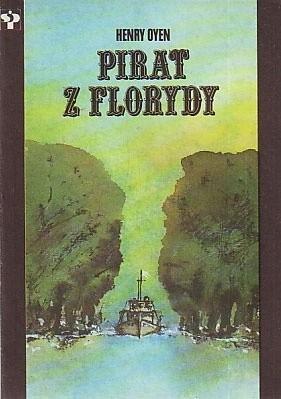 Okładka książki Pirat z Florydy