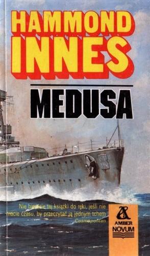 Okładka książki Medusa