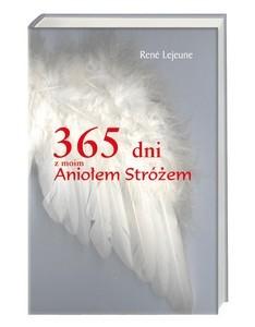 Okładka książki 365 dni z moim Aniołem Stróżem