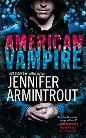 Okładka książki American Vampire