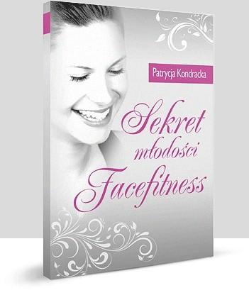 Okładka książki Sekret młodości facefitness