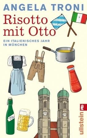 Okładka książki Risotto mit Otto