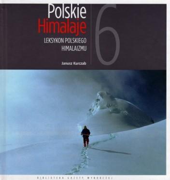 Okładka książki Leksykon polskiego himalaizmu