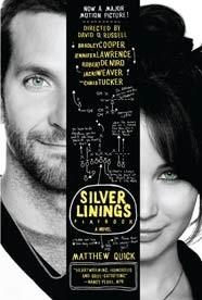 Okładka książki The Silver Linings Playbook