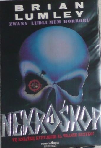 Okładka książki Nekroskop
