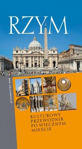 Okładka książki Rzym. Kulturowy przewodnik po Wiecznym Mieście