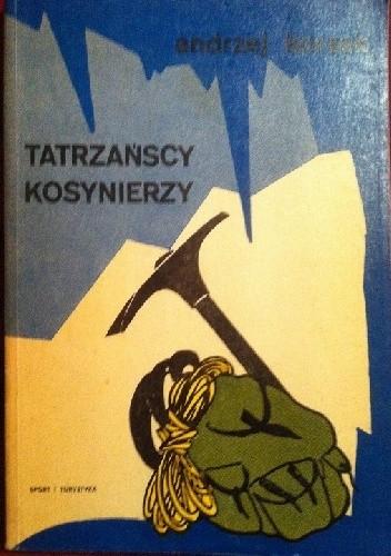 Okładka książki Tatrzańscy kosynierzy