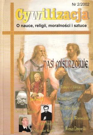 Okładka książki Cywilizacja  2/2002