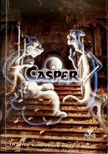 Okładka książki Casper